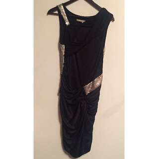 Rachel Roy Sequinned Bodycon Dress