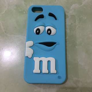 M&M Case for Iphone 5/5s