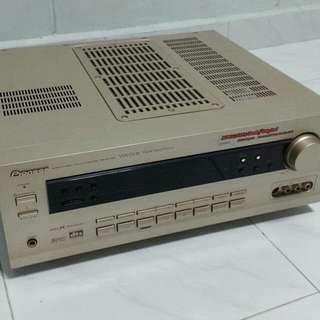 Pioneer Audio/Video Multi-Channel Receiver BSX-D638 DSP