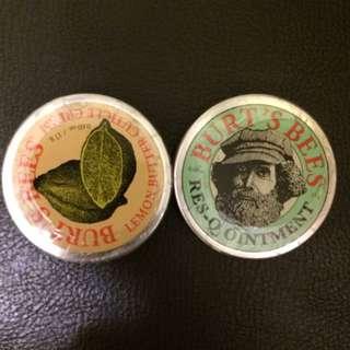 🚚 Burt'sBees神奇紫草霜 檸檬油護甲霜