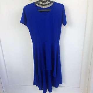 DRESS BLUE ELECTRIC SYMMETRIES