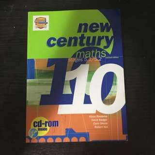 New Century Maths 5.1/5.2