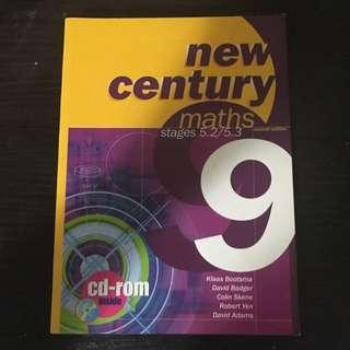 New Century Maths 5.2/5.3