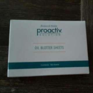 ProActiv Oil Blotter Sheets