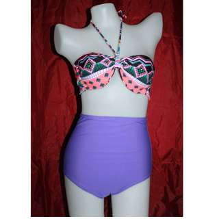 BS High Waist Swimsuit