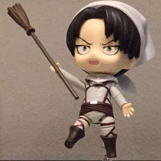 Levi: Cleaning Ver. 417 Nendoroid