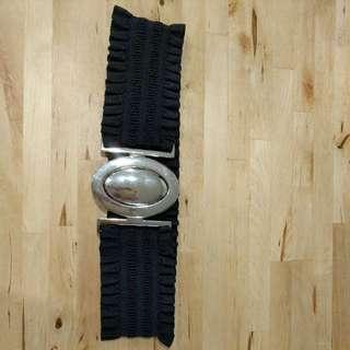 Ruffled Belt