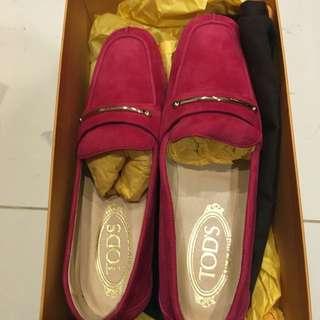 TOD'S鞋!原價$20,900