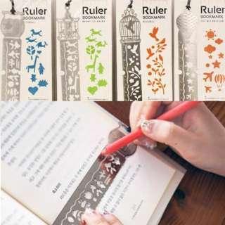 Stencil Ruler Set