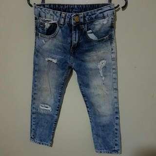 Zara Jeans Boys