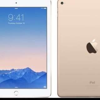 (WIFI ONLY) IPAD AIR 2 Gold 64 GB