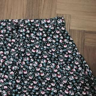 #HUAT50SALE hnm floral skirt 🌸