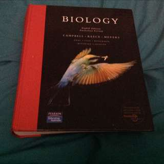 Biology 8th Edition