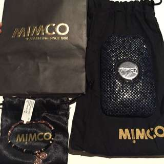 NEW MIMCO bracelet And Phone Case