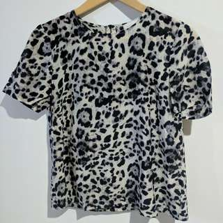Witchery Silk Blend Top Size 10