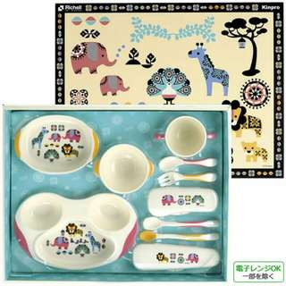 RICHEL KINPRO FEEDING SET