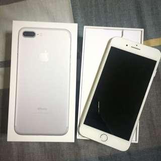 Iphone 7 Plus Silver 128gb