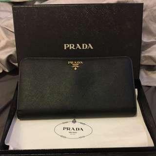 Prada Travel Wallet