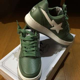 A Bathing Ape BAPE Shark Pic Sole Bape Sta Sneaker