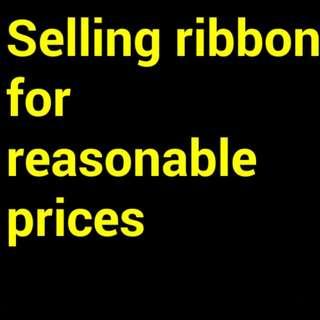 Buy Some Ribbon