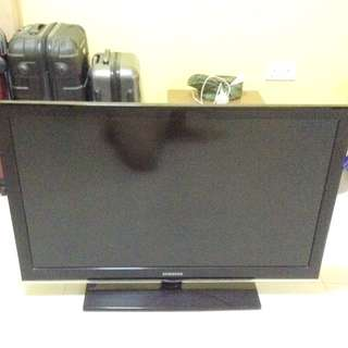 "Samsung 40"" LCD (Not Negotiable)"