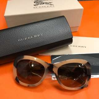 Burberry女用墨鏡 太陽眼鏡 全新