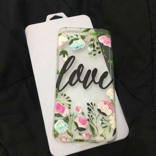 Floral Case Iphone 6/6s