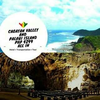 Cagayan Valley + Palaui Island Tour