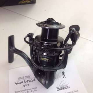 Wright & Mcgill Skeet Victory Pro Carbon Spinning Reel