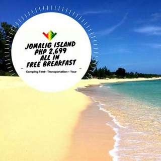Jomalig Island Tour