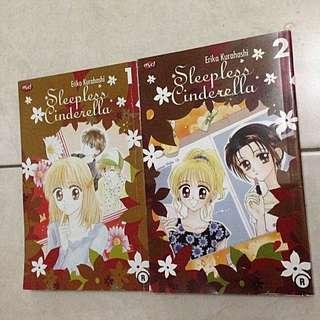 Sleepless Cinderella by. Erika Kurahasi