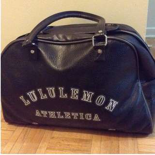Authentic Lululemon Yoga Bag