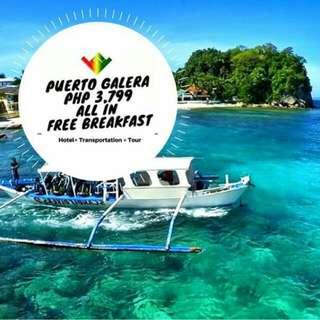 Puerto Galera Package
