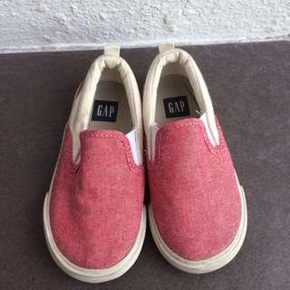 Gap Canvas Slip-on Shoes