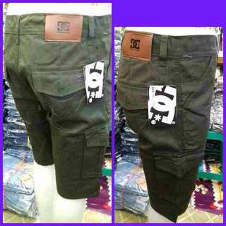 Celana Cargo Pendek Dc