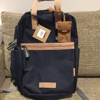 Crumpled Stylish Backpack