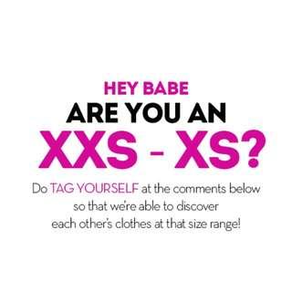 XXS-XS Clothes