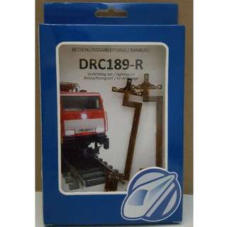 Digirails LED Head/Tail light set for 1:87 Roco BR189