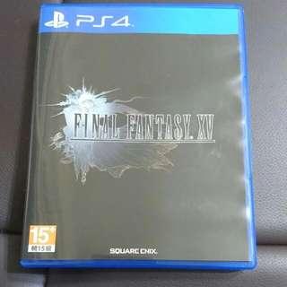 PS4 太空戰士XV Final Fantasy XV 太空戰士15