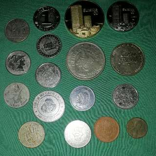 ✏Offer✏Amusement Coin Collections