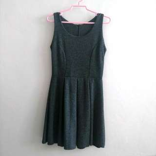 BN Dark Grey Knit Dress