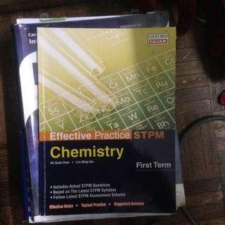 Stpm Chemistry Book