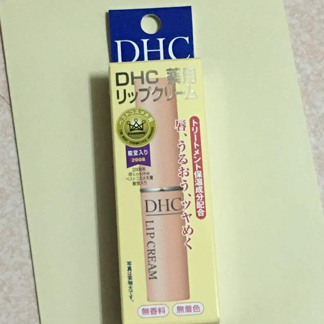 【日本 DHC】純欖護唇膏