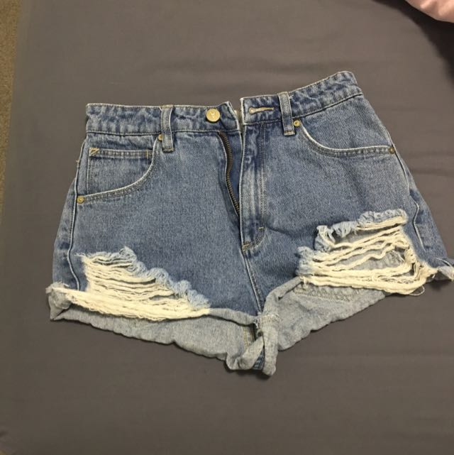 Abrand Jeans - Shorts Size 8