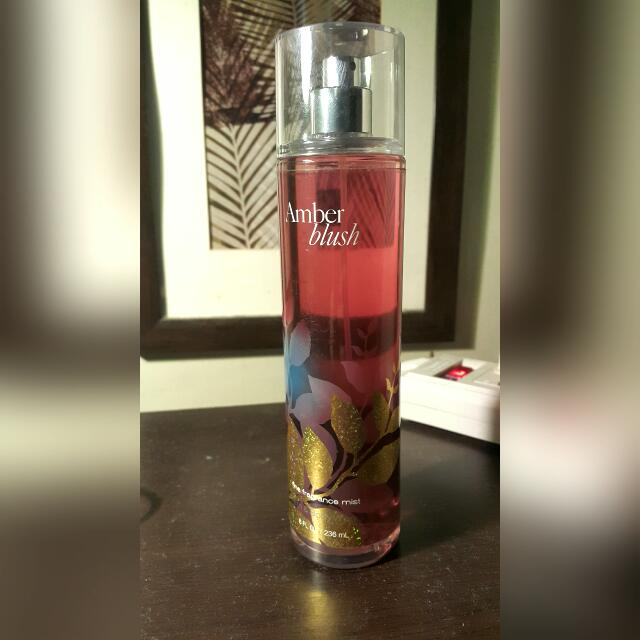 Bath And Body Works Fragrance Mist