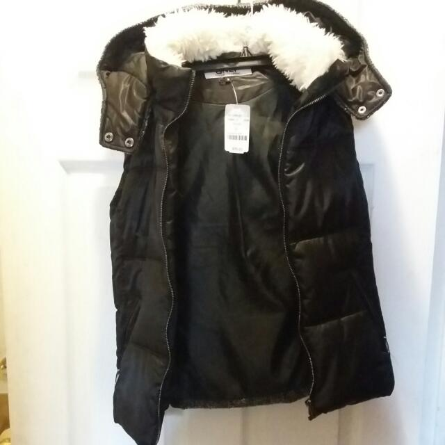 BNWT Mendocino 'Only' Vest