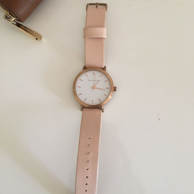 Brand New Rose Gold The Fifth Watch