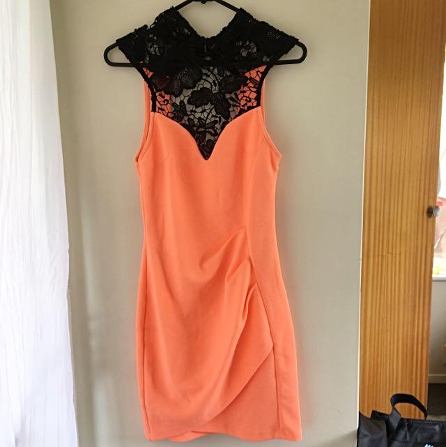 Bright Club Dress