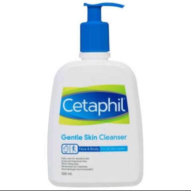 Cetaphil Cleanser Uk Besar