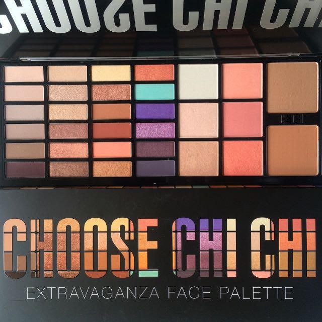ChiChi Extravaganza Palette